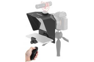 Телесуфлёр для смартфона и камеры