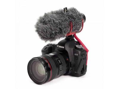 Как выбрать микрофон для фотоаппарата