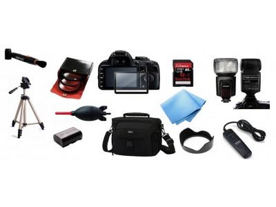 Топ-5 аксессуаров для фотоаппарата