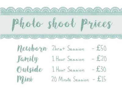 Сколько стоит фотосессия – расценки фотографов