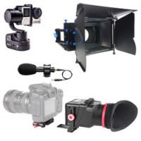 Аксессуары для видео съёмки