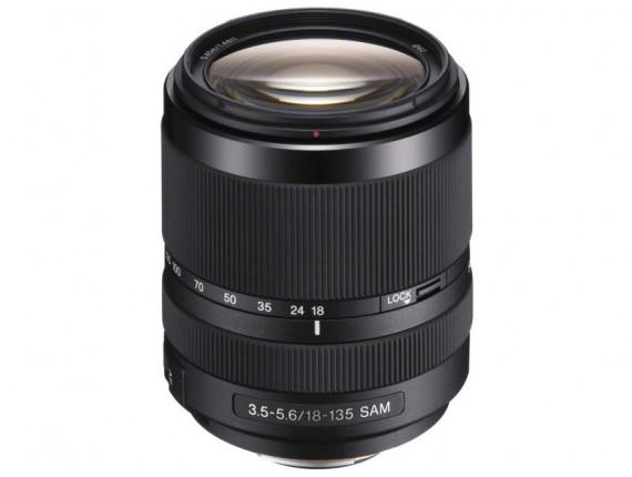 Объектив SONY 18-135mm f/3.5-5.6 SLT