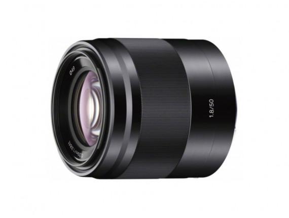 Объектив SONY 50mm f/1.8 NEX Black