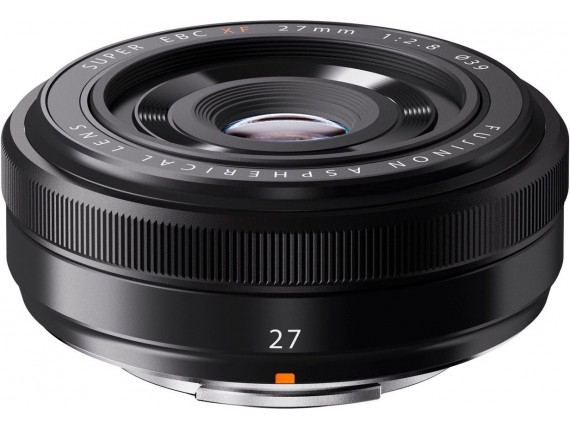 Объектив FUJIFILM XF 27mm f/2.8