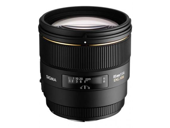 Объектив SIGMA AF 85mm f/1.4 EX DG HSM Nikon