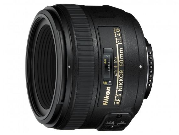 Объектив Nikon AF-S Nikkor 50mm f/1.4G