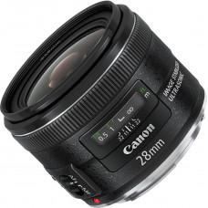 Объектив CANON EF 28mm f/2.8 IS USM