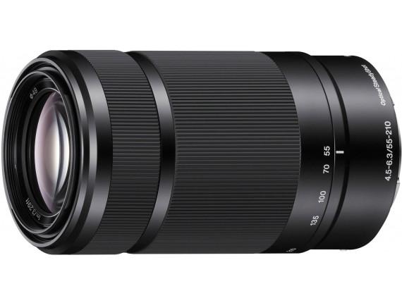 Объектив SONY 55-210mm f/4.5-6.3 NEX Black