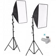 Набор студийного света AccPro Dison FM-90-EB4060 Softbox Kit