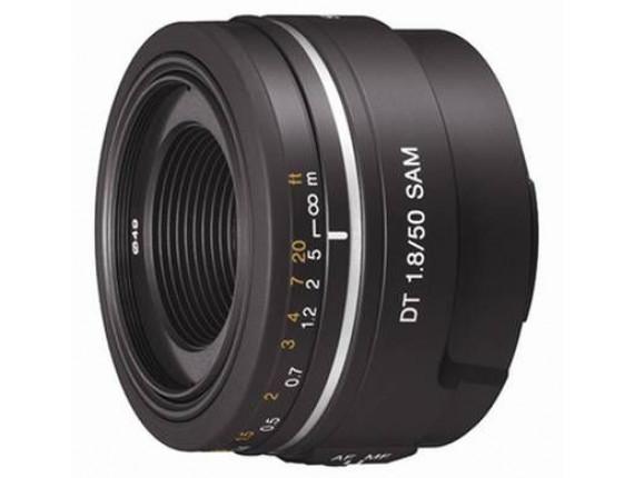 Объектив SONY 50mm f/ 1.8 DT