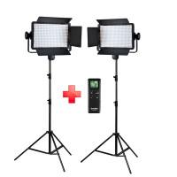 Набор постоянного света Godox LED-500W-2 KIT