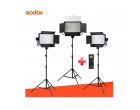 Набор постоянного света Godox LED-500W-3 KIT