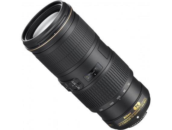 Объектив Nikon AF-S Nikkor 70-200mm f/4G ED VR