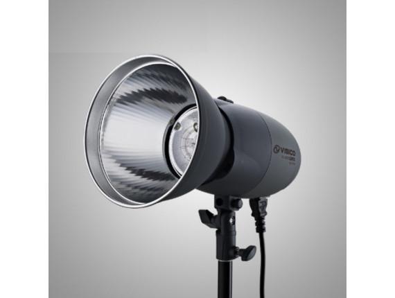 Студийная вспышка Visico VL-300 Plus + рефлектор