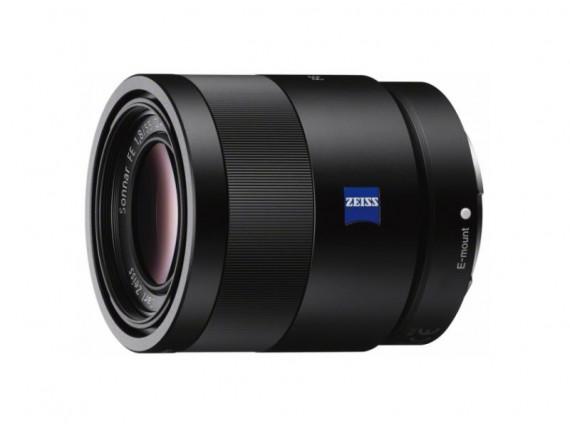 Объектив Sony FE 55mm F1.8 ZA Carl Zeiss Sonnar T*