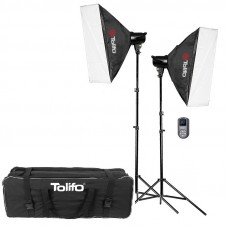 Набор постоянного света Tolifo EF-60W-2 Softbox Kit