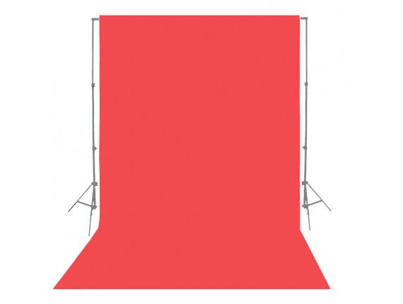 Фон бумажный Visico P-56 Red 2,75 x 10,0 м