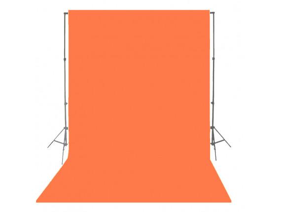 Фон бумажный Visico P-39 Orange 2,75 x 10,0 м