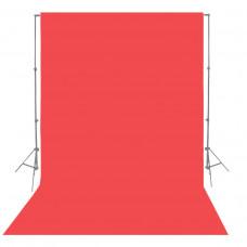 Фон бумажный Visico P-56 Red 1,35 x 10,0 м