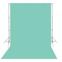 Фон бумажный Visico P-55 Turquoise 2,75 x 10,0 м