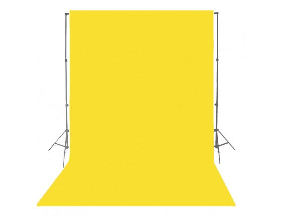 Фон бумажный Visico P-50 Polar Yellow 2,75 x 10,0 м