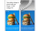 Фотобокс с подсветкой Puluz PU5025B (25x25x25см)