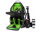 Рюкзак Indepman DCA-0781G black/green