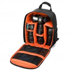 Рюкзак Indepman DCA-0066E black/orange