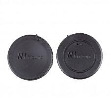 Комплект крышек AccPro LF-11N1 for Nikon N1