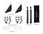 Набор постоянного света Puluz PU5071-2 Led Softbox Kit