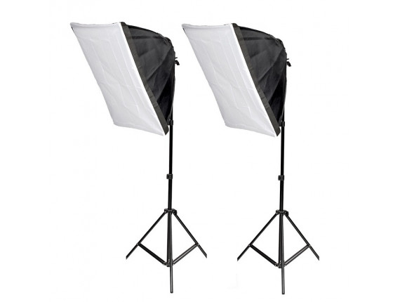 Набор постоянного света Visico FL-306-2 (50x70см) Easy Kit
