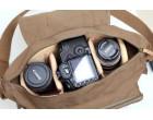 Сумка для фотокамеры Caden F1C Coffee