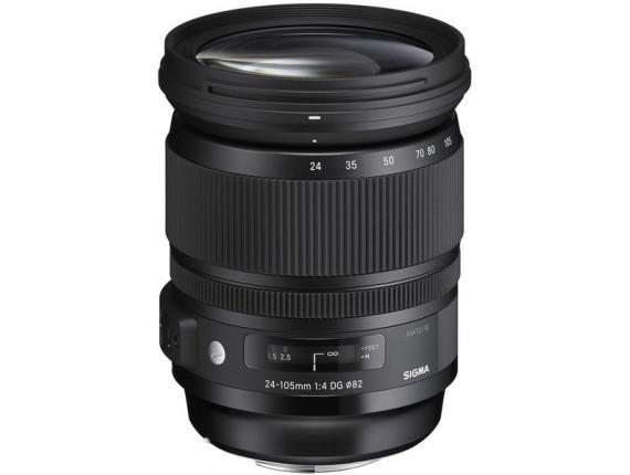 Объектив SIGMA 24-105mm f/4.0 DG OS HSM Canon