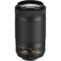 Объектив Nikon AF-P DX Nikkor 70-300mm f/4.5-6.3G ED VR
