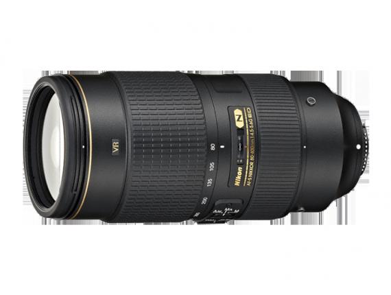 Объектив Nikon AF-S Nikkor 80-400mm f/4.5-5.6G ED VR