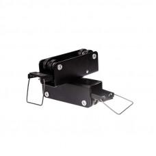 Каретка двойная для рельсовой системы Visico CT-RC-D