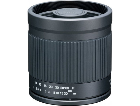Объектив KENKO Reflex 400mm f/8 Black