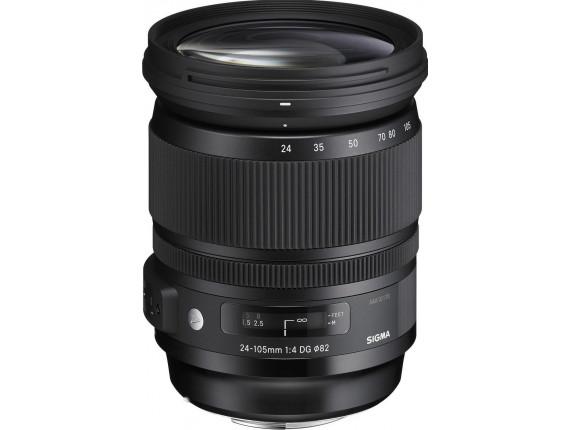 Объектив SIGMA 24-105mm f/4.0 DG OS HSM Nikon