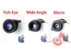 Объектив для телефона iPhone 5 3-in-ONE Photo lens