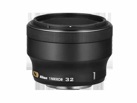 Объектив Nikon 1 Nikkor 32mm f/1.2
