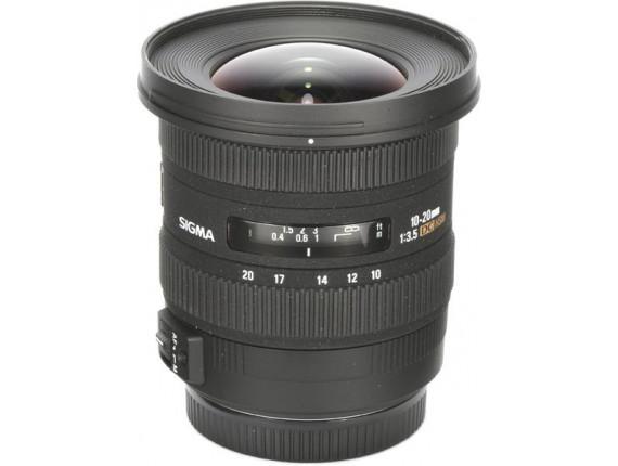 Объектив SIGMA AF 10-20mm f/3.5 EX DC HSM Nikon