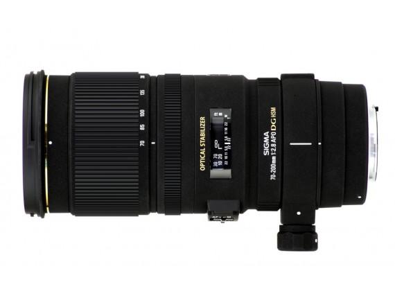Объектив SIGMA AF 70-200mm f/2.8 EX DG OS HSM Canon