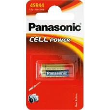 Батарейка Panasonic 4SR44 Silver Oxide, 1шт. (4SR-44EL/1B)