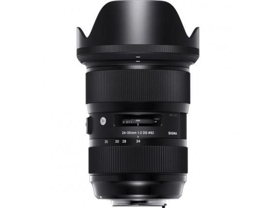Объектив SIGMA AF 24-35 f/2,0 DG HSM Art Nikon
