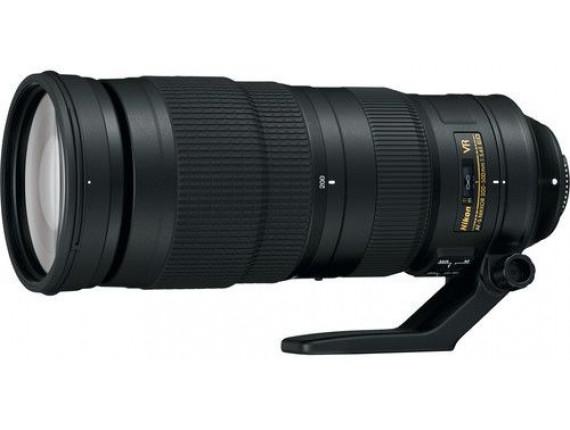 Объектив Nikon AF-S Nikkor 200-500mm f/5.6E ED VR