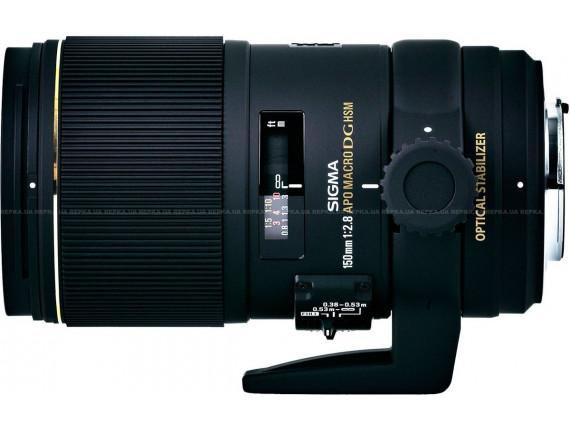 Объектив SIGMA AF 150mm f/2.8 EX DG OS HSM Nikon