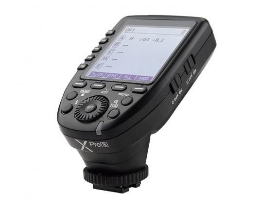 Радиосинхронизатор пульт Godox XPro-S for Sony TTL