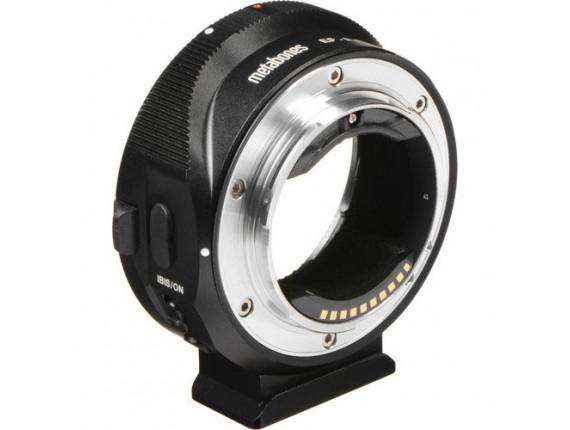 Адаптер Metabones Canon EF to E-mount T V Black Matt (MB-EF-E-BT5)