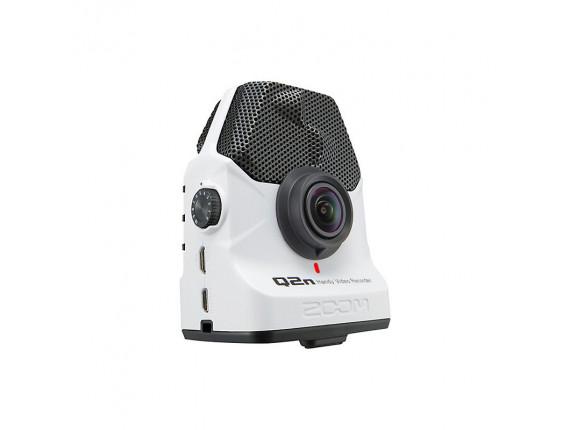 Рекордер Zoom Q2n white