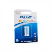 Аккумулятор Beston CR123A 600 mAh Lithium (AAB1844)